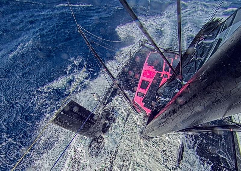 Alex Thomson, Hugo Boss - Vendée Globe - photo © Alex Thomson Racing