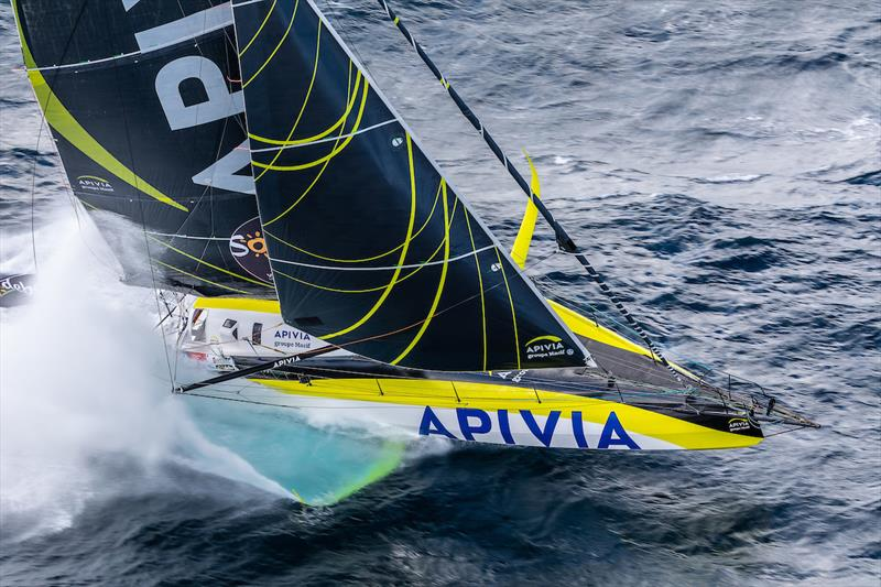 APIVIA - Vendée Globe - photo © JM Liot