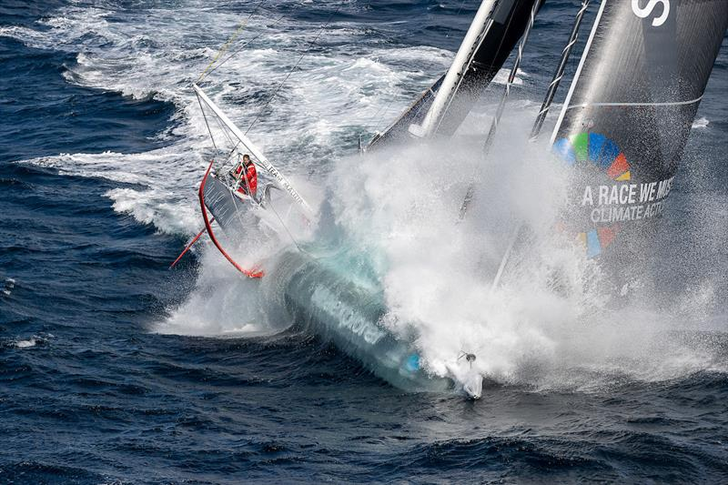 Vendée Globe  - photo © Jean-Marie Liot