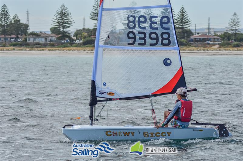 The Open Bic racing will be hotly contested this year - South Australian Youth Championships - photo © Harry Fisher