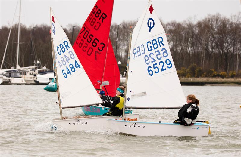 Hamble River Sailing Club Junior Warming Pan 2019