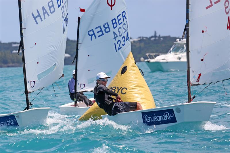 17th RenRe Junior Gold Cup at Royal Bermuda Yacht Club