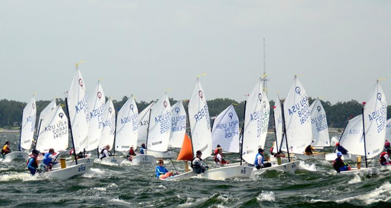 The USODA National Championships held at Pensacola Yacht Club July 18-26, 2015. - photo © Talbot Wilson