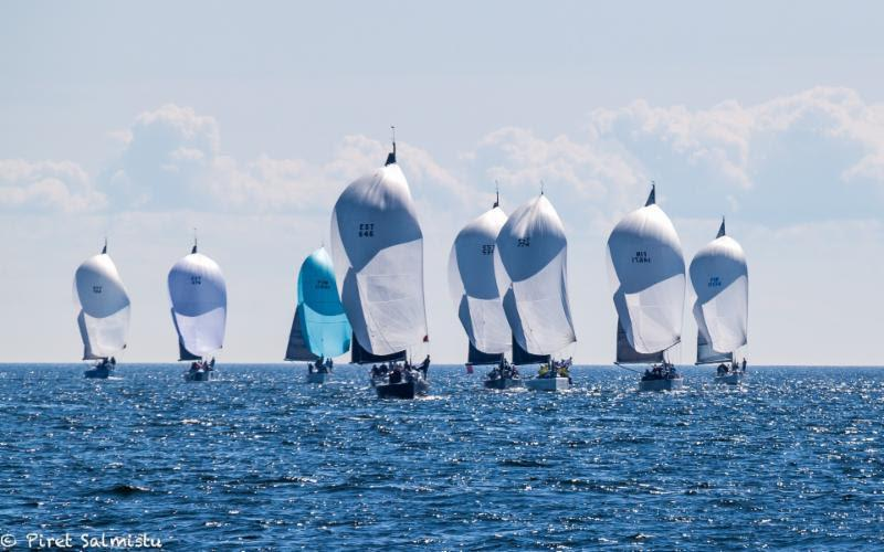 Baltic Offshore Week in June provided valuable training for many Class B and Class C competitors from Estonia and Finland - ORC European Championship 2019 - photo © Piret Salmistu