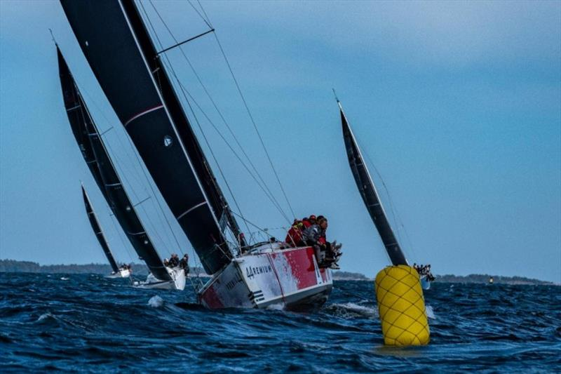 Top mark approach practice - SSAB ORC European Championship 2019 - photo © MarcS