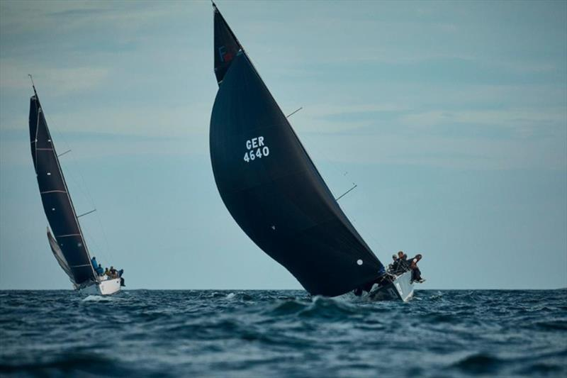 H.E.A.T opted for a fractional A3 for the reach - 2019 SSAB ORC European Championship - photo © Felix Diemer