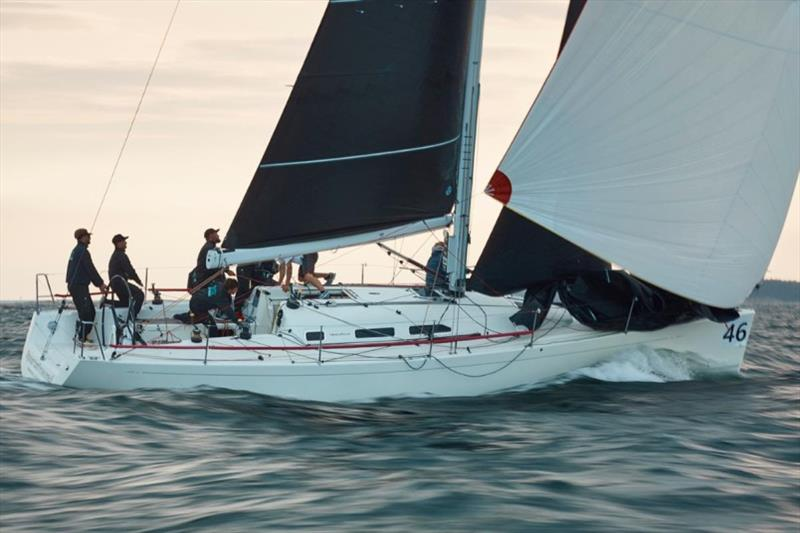 Class B series leader Sportsfreund from Germany - 2019 SSAB ORC European Championship - photo © Felix Diemer
