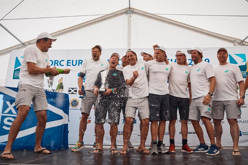 Sportsfreund: New ORC Class B European Champions from Germany - 2019 SSAB ORC European Championship - photo © Felix Diemer