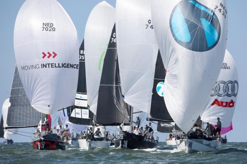 Close competitive racing awaits those who attend next year's 2020 ORC/IRC World Championship in Newport photo copyright Sander van der Borch taken at New York Yacht Club and featuring the ORC class