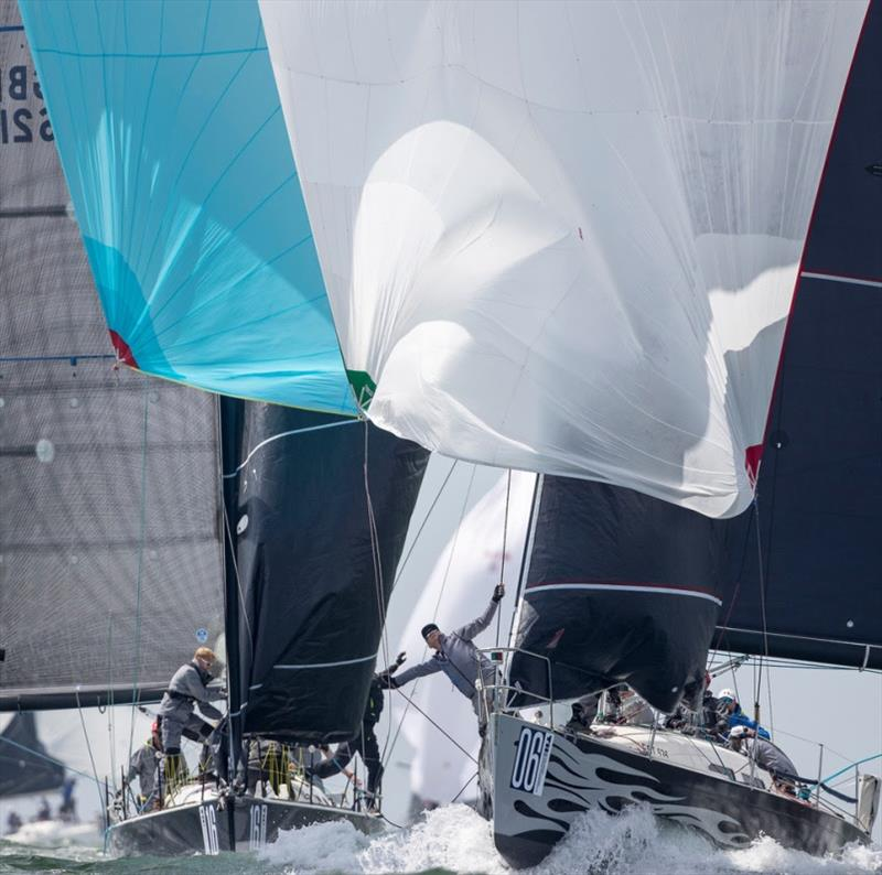 First day of inshore racing, Offshore World Championship, the Netherlands. - photo © Sander van der Borch