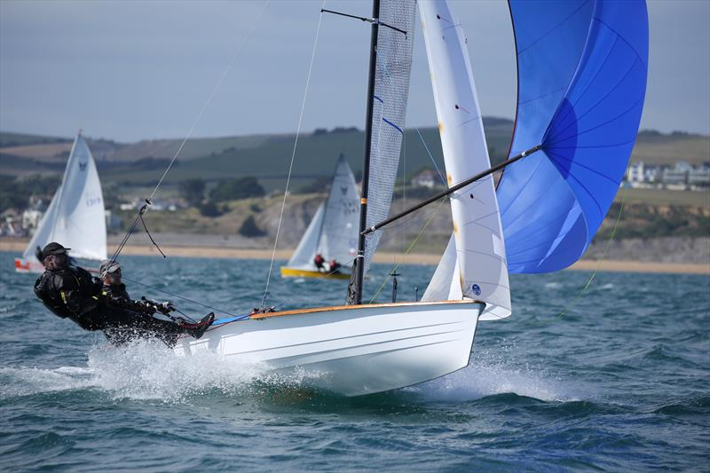Osprey Nationals in Weymouth day 2 - photo © Richard White
