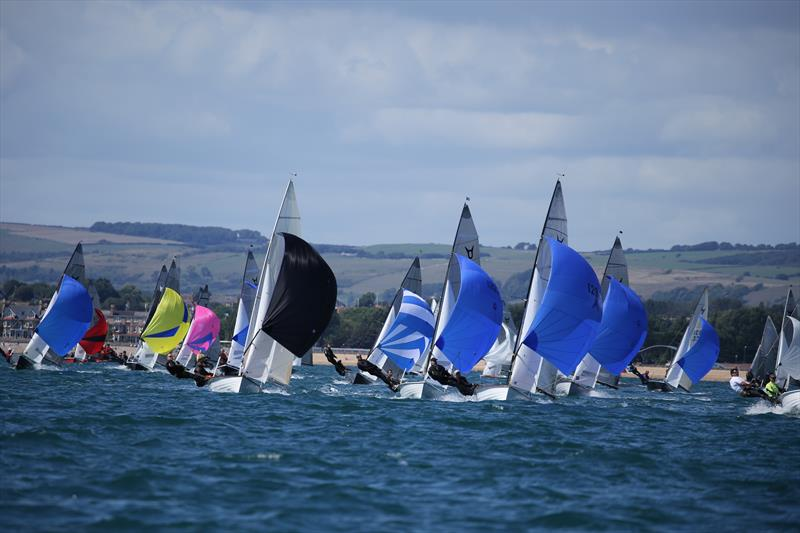 Osprey Nationals in Weymouth day 3 - photo © Richard White