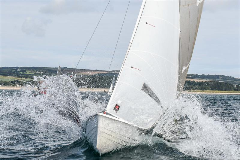 Wednesday racing during the 2019 Osprey Nationals at Mount's Bay - photo © Lee Whitehead / www.photolounge.co.uk