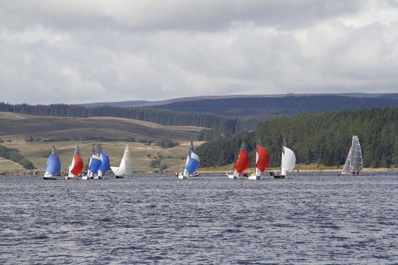 Osprey Open at Kielder Water Sailing Club
