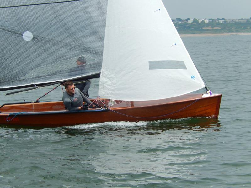 George & Harry Odling on a beat during the Highcliffe Osprey Open - photo © Stephen Waite