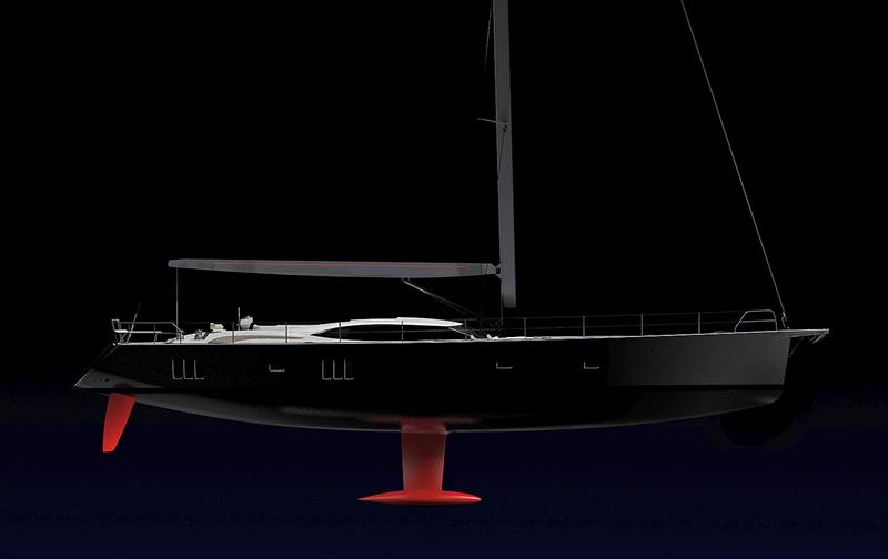 Oyster 885GT photo copyright Oyster Yachts taken at  and featuring the Oyster class