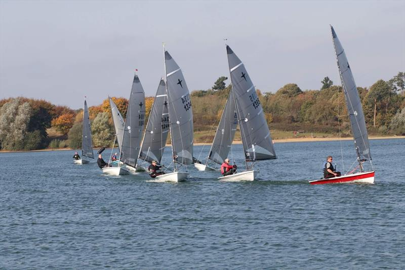Phantoms at Alton Water photo copyright Henri Miller taken at Alton Water Sports Centre and featuring the Phantom class