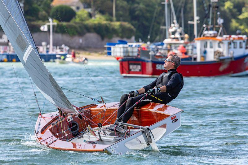 Jim Hopton wins the P&B Phantom Midlands Traveller Series 2019 photo copyright Paul Gibbins taken at  and featuring the Phantom class
