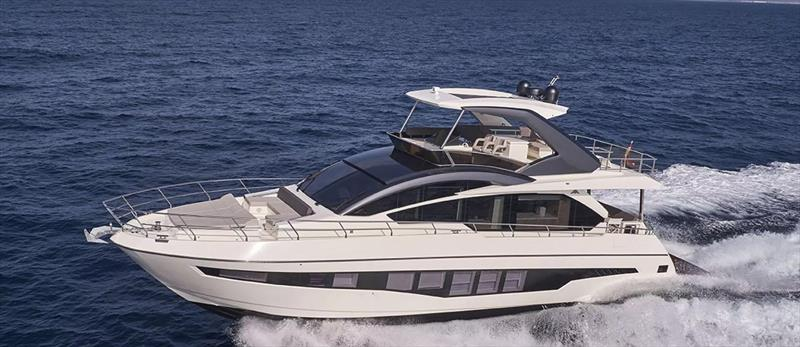 Astondoa 66' Flybridge photo copyright G Marine Yacht Sales taken at  and featuring the Power boat class
