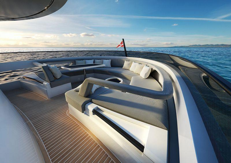 Cetera 60 photo copyright Cetera Yachts taken at  and featuring the Power boat class