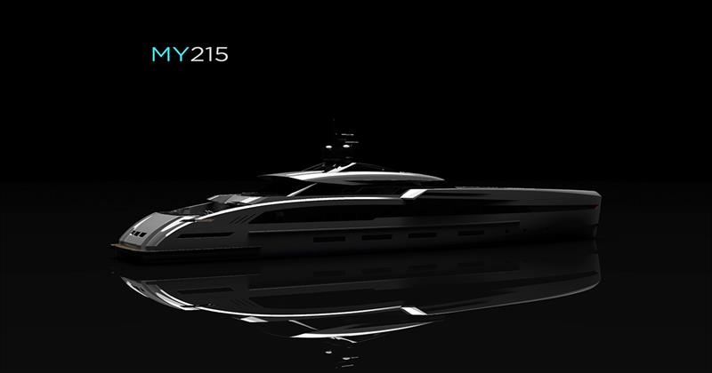 Duelle Yacht Design unveils M/Y Gladius photo copyright Duelle Yacht Design taken at  and featuring the Power boat class