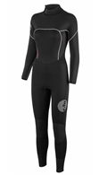 2019 Gill Womens Thermoskin 5/3mm GBS Dinghy Wetsuit