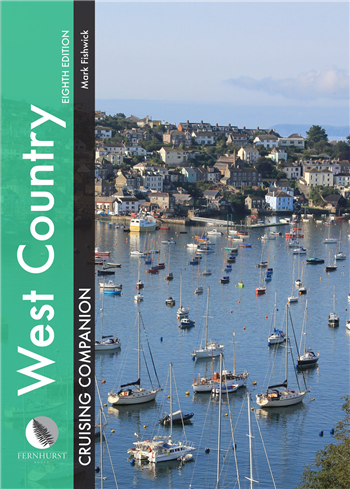 West Country Cruising Companion (8th edition) by Mark Fishwick