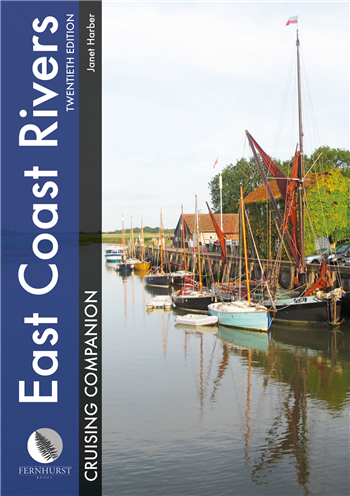 East Coast Rivers Cruising Companion by Janet Harber