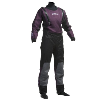 Gul Code Zero Womens U Zip Drysuit (GM0373)