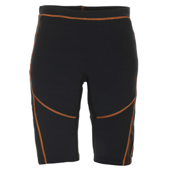 Musto Hiking Shorts - Black/Fire Orange