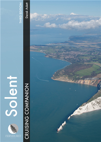 Solent Cruising Companion by Derek Aslett