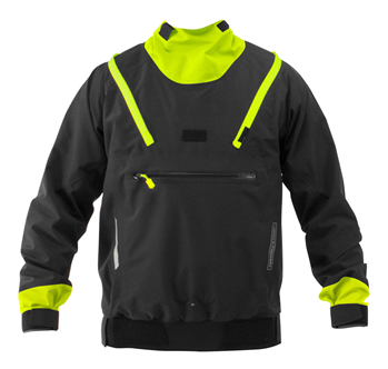 Zhik's Aroshell Smock with Adaptive Hood