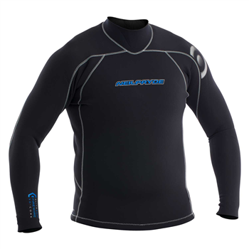 NeilPryde Sailing Mens Elite Firewire 3mm Top