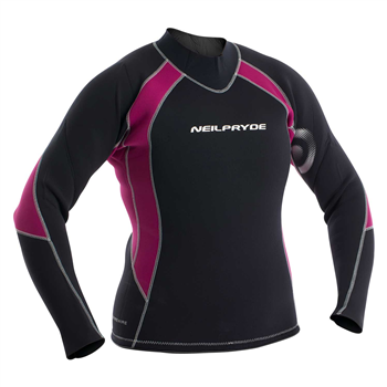 NeilPryde Sailing Womens Elite Firewire 3mm Top