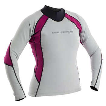 NeilPryde Sailing Womens Elite Firewire 1mm Top