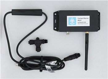Cyclops BG02 Gateway and NMEA2000 Cable Package