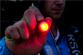 SpotMe - the mini strobe light for sailors and watersports from Exposure Lights