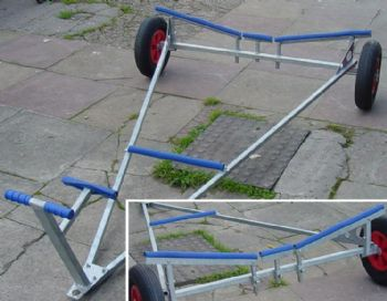 Standard Launching Trolley - Upto 11ft