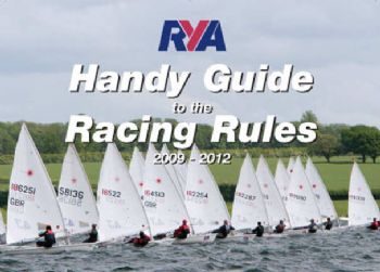 RYA Handy Guide to Racing Rules 2009-2012