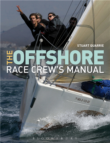 The Offshore Race Crew's Manual by Stuart Quarrie