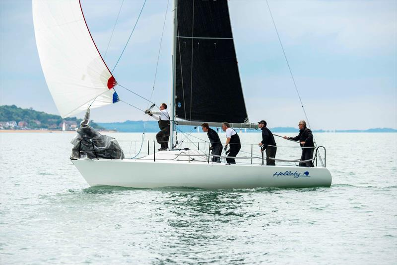Hellaby won the Corinthian divsion at the Quarter Ton Cup - photo © Waterline Media