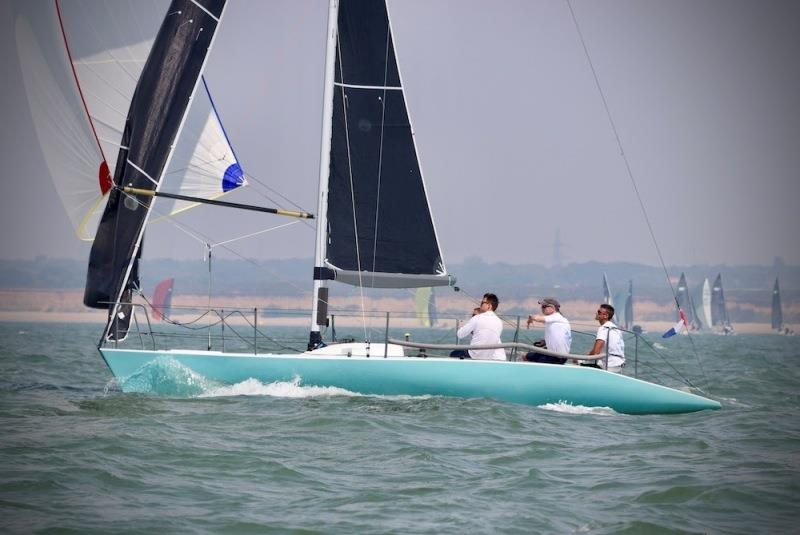 Simon Laidlaw's Quarter Tonner BLT - Royal Southern YC Charity Cup Regatta - photo © Louay Habib / RSrnYC