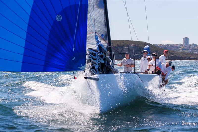 MC31 by McConaghy Boats  Sydney Harbour Regatta 2016 - photo © Race Yachts