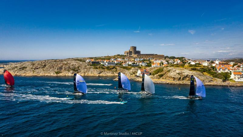 The final race finished in Marstand Harbour - 44Cup Marstrand World Championship 2019 - photo © Pedro Martinez / Martinez Studio