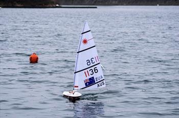 RC Laser Northern District TT at Burwain Sailing Club