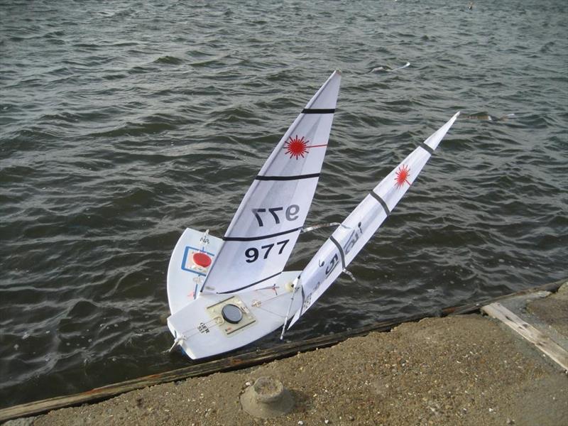Rc Laser Tt At Medway Yacht Club