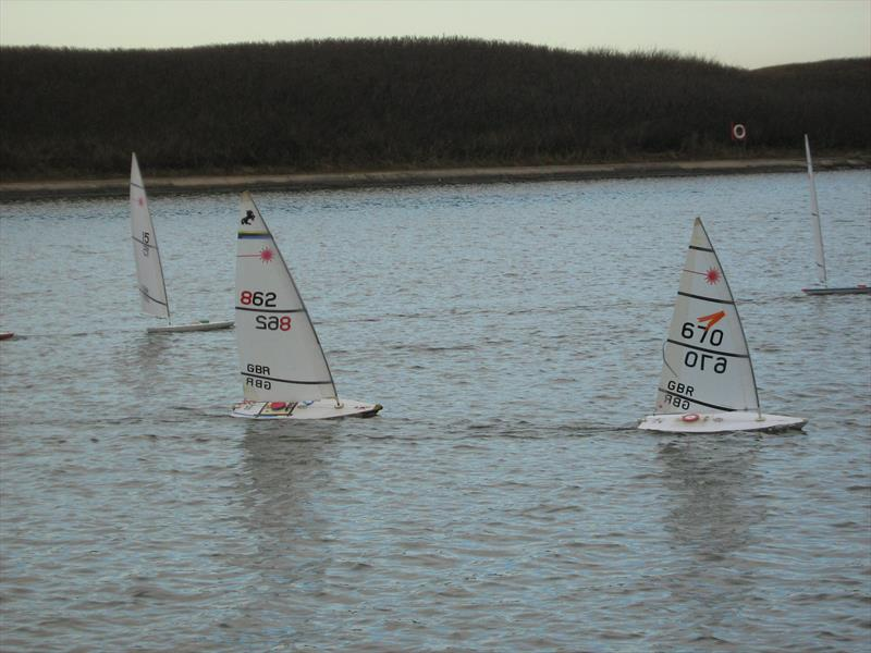 Rc Laser Spring Series At Fleetwood Model Yacht Club Day 2