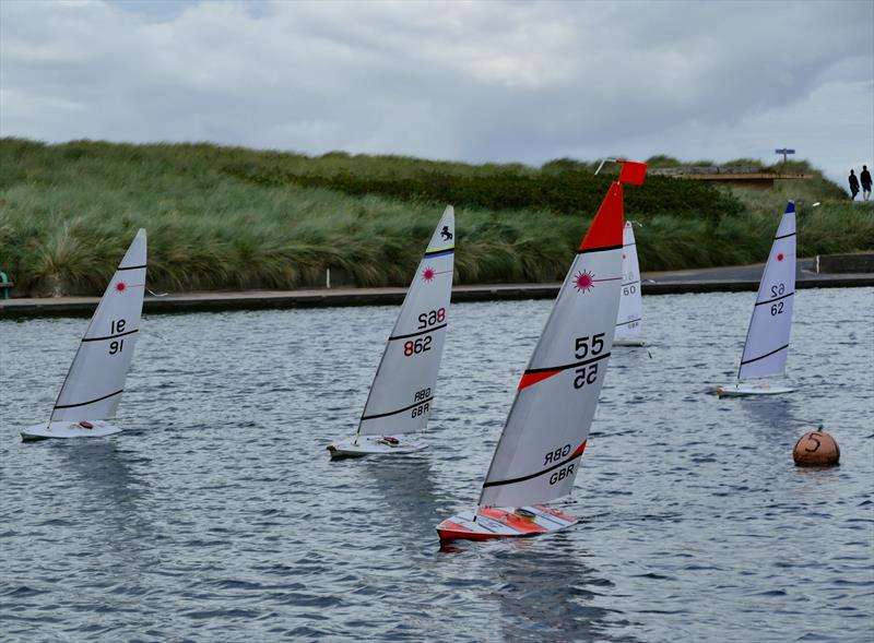 Rc Laser Northern Summer Series Round 8 At Fleetwood Model