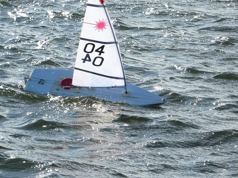 Medway RC Laser Winter Series day 8 - photo © Jamie Blair
