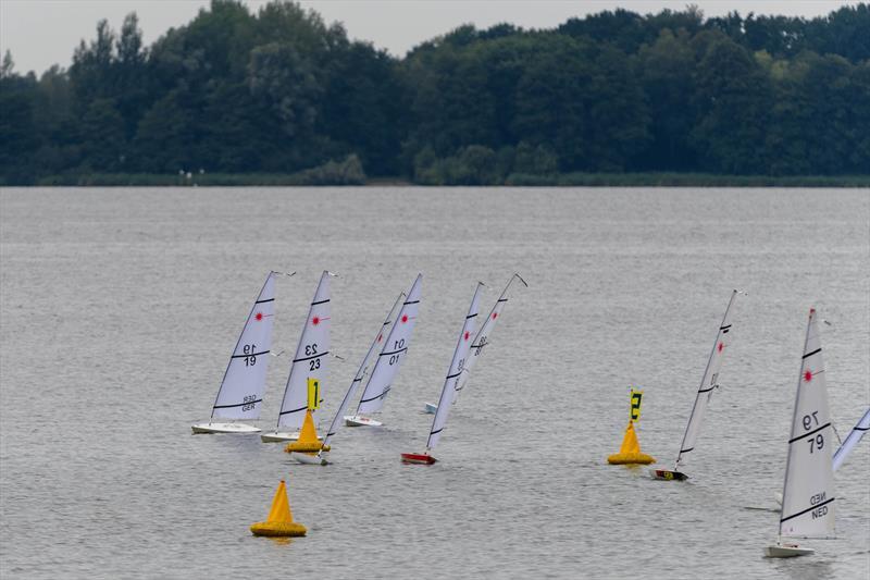 Rc Laser European Championship At Bad Zwischenahn